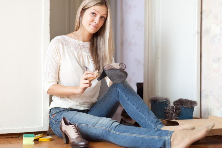 Como limpar e conservar seus calçados por mais tempo